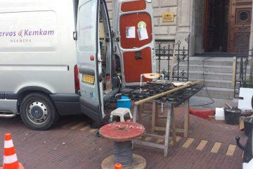Vervangen automatisering Leiden